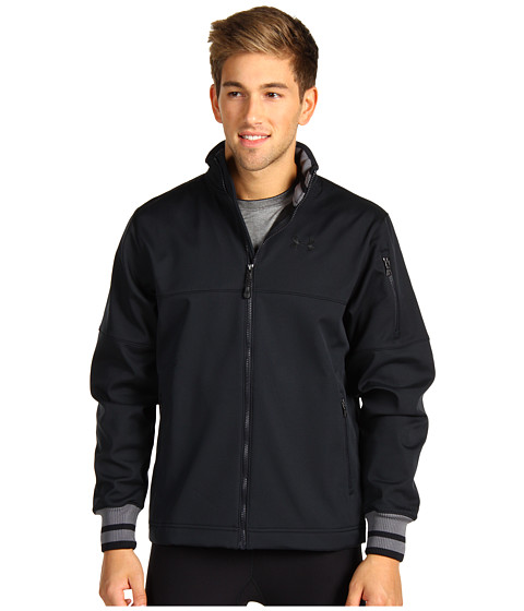 Geci Under Armour - UA Storm Contender Softshell - Black/Black