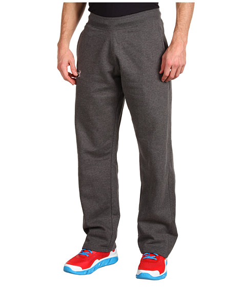 Pantaloni Under Armour - Charged Cottonî Storm Pant - Carbon Heather/Aluminum