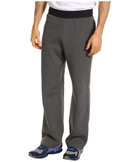 Pantaloni Under Armour - Charged Cottonî Storm Transit Pant - Carbon Heather/Red