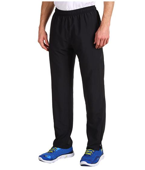 Pantaloni Under Armour - Imminent Run Pant - Black/Black/Reflective