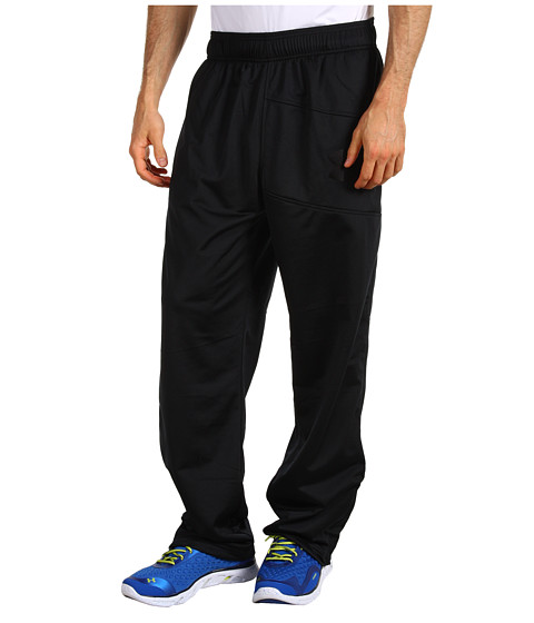 Pantaloni Under Armour - UA Deuces Warm-Up Pant - Black/Black