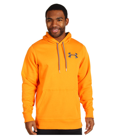 Bluze Under Armour - Charged Cottonî Storm Pullover Hoodie - Radiate/Graphite