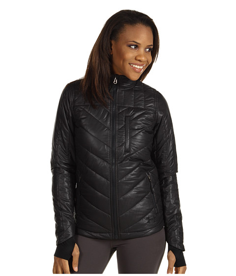 Geci Under Armour - UA Storm Rivalry Jacket - Black/Black
