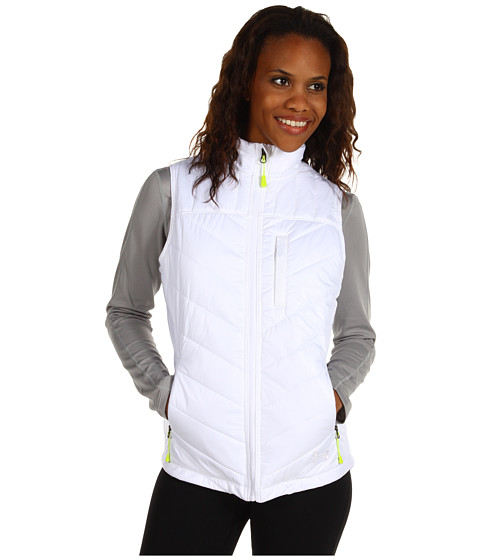 Geci Under Armour - UA Storm Rivalry Vest - White/Grey/White