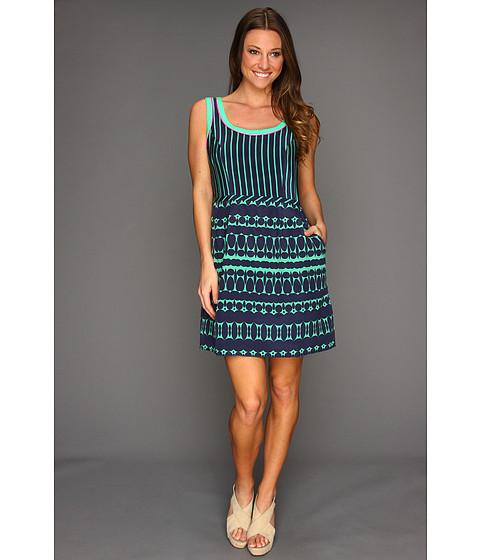 Rochii Nanette Lepore - Cambell\s Dress - Navy/Green