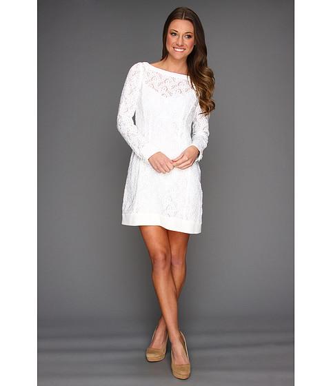 Rochii Nanette Lepore - Lithograph Dress - White