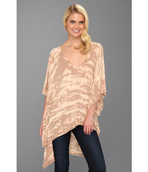 Bluze Rachel Pally - Rib Poncho Top - Bamboo Tie Dye