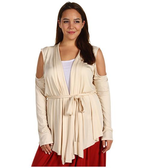 Bluze Rachel Pally - Plus Size Gemini Wrap Top - Cream