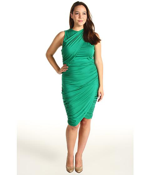 Rochii Rachel Pally - Plus Size Kennedy Dress - Emerald
