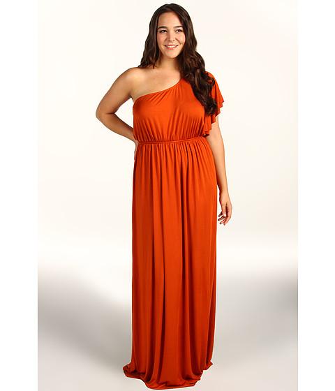 Rochii Rachel Pally - Plus Size London Dress - Pumpkin
