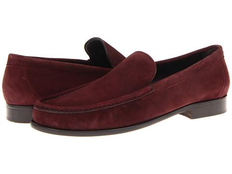 Pantofi BRUNO MAGLI - Evasio - Dark Burgundy Suede