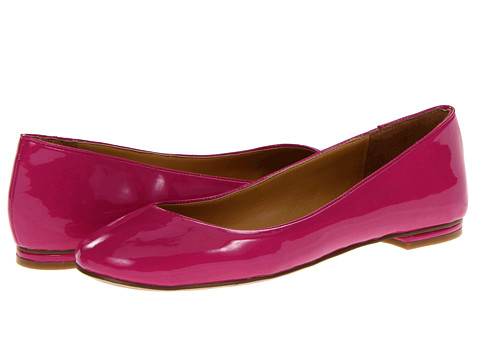 Balerini Nine West - Our Love - Pink Synthetic