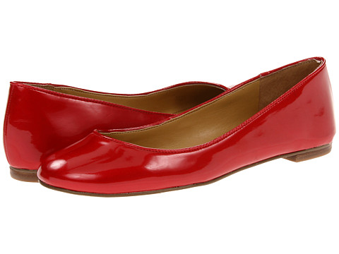 Balerini Nine West - Our Love - Red Synthetic