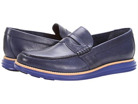 Pantofi Cole Haan - LunarGrand Penny - Peacoat/Colbalt
