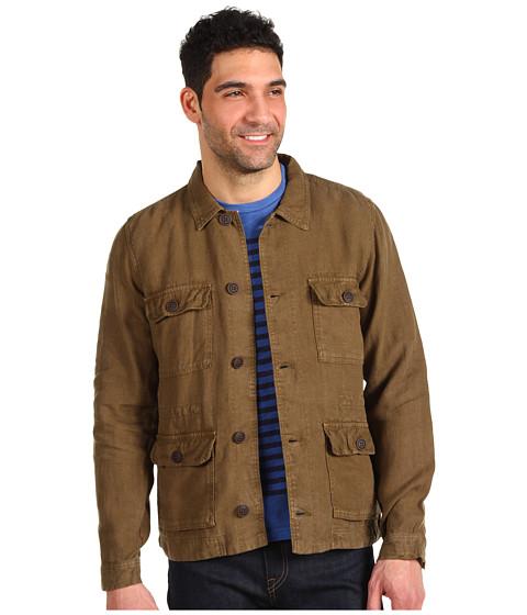 Jachete Lucky Brand - Military Linen Jacket - Spring Olive
