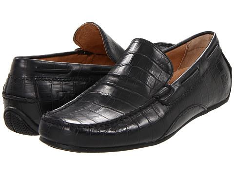 Pantofi Sperry Top-Sider - Atlas Driver Venetian - Black Croc