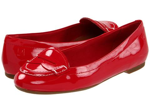 Pantofi Sperry Top-Sider - Brooks - Red Patent