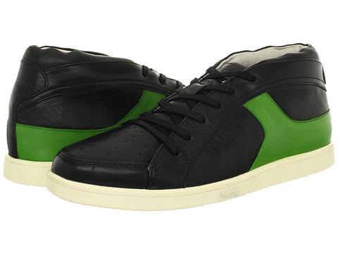 Adidasi True Religion - Lincoln Mid - Black/Green