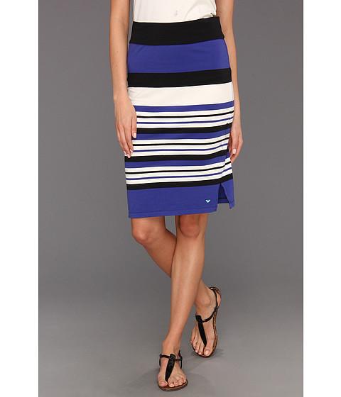 Pantaloni Roxy - Like A Dream Skirt - Electric Blue Stripe