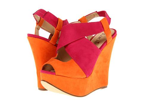 Sandale Luichiny - M Peccable - Fuchsia/Orange