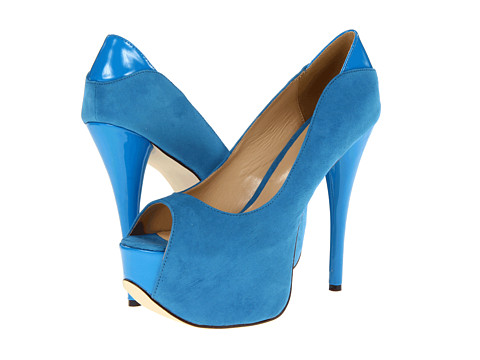 Pantofi Luichiny - En Chanted - Aqua