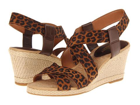 Sandale Lucky Brand - Keane - Natural/Leopard