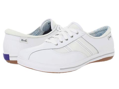Balerini Keds - Emblaze Lace Up - White Leather