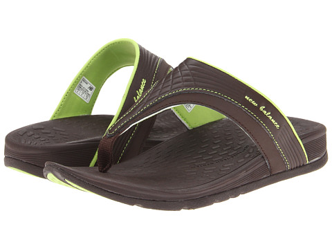 Sandale New Balance - Revitalign 6030 Thong - Brown