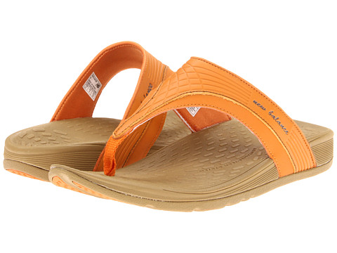 Sandale New Balance - Revitalign 6030 Thong - Burnt Orange