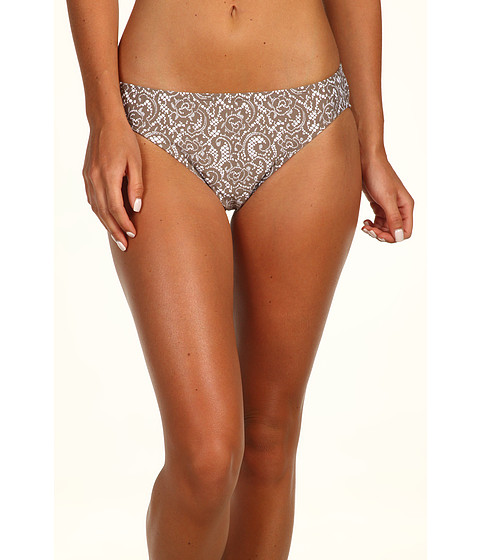 Costume de baie DKNY - Lola Lace Classic Bikini Bottom - Flax