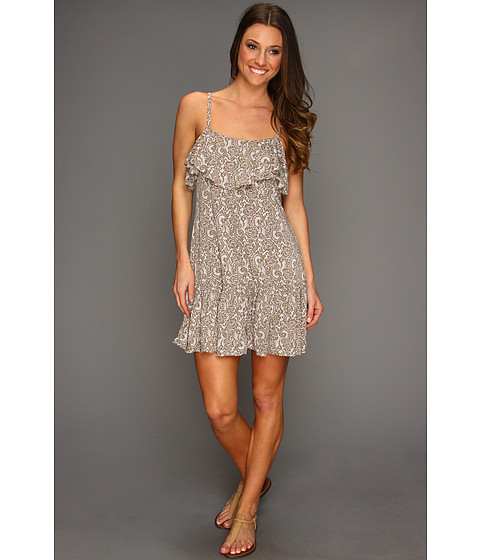 Costume de baie DKNY - Lola Lace Cover Up - Flax