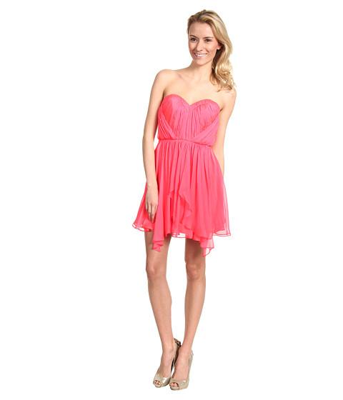 Rochii ABS Allen Schwartz - Strapless Sweetheart Dress w/Hi Low Back - Camelia