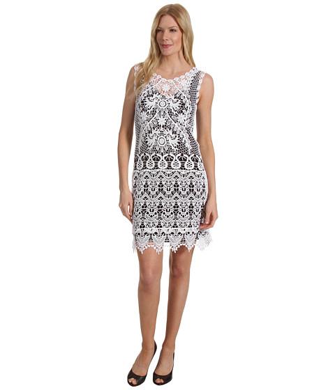 Rochii Karen Kane - Crochet Dress - White