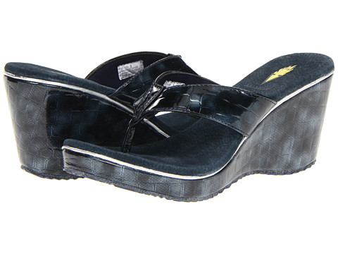 Sandale VOLATILE - Pistachio - Blue
