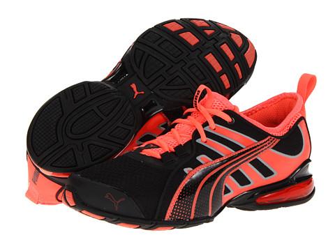 Adidasi PUMA - Voltaic 4 MT Wn\s - Black/Fluo Peach