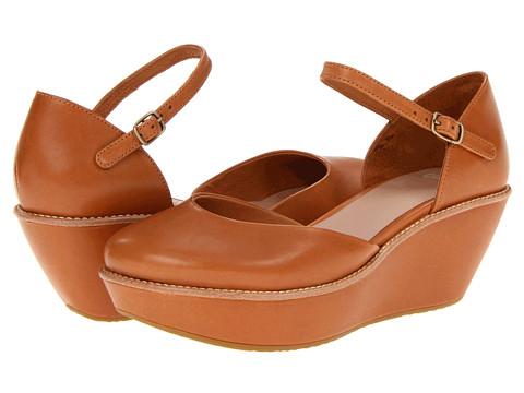Pantofi Camper - Damas Mary Jane - 21774 - Caramel