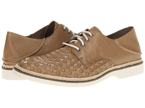 Pantofi Sperry Top-Sider - Boat Oxford Woven w/Jute - Taupe