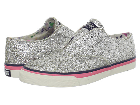 Adidasi Sperry Top-Sider - CVO Laceless - Silver Glitter
