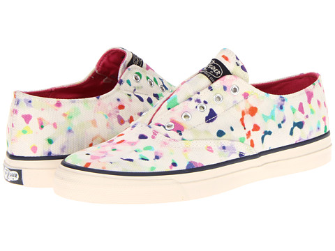Adidasi Sperry Top-Sider - CVO Laceless - Milly Confetti Print