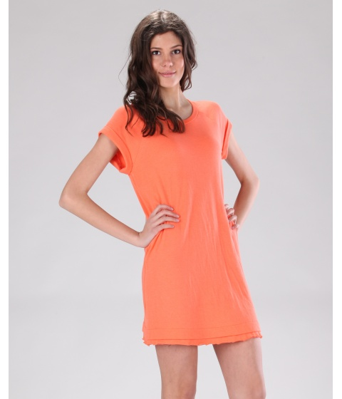 Rochii Be You - Rochie orange - Multicolor