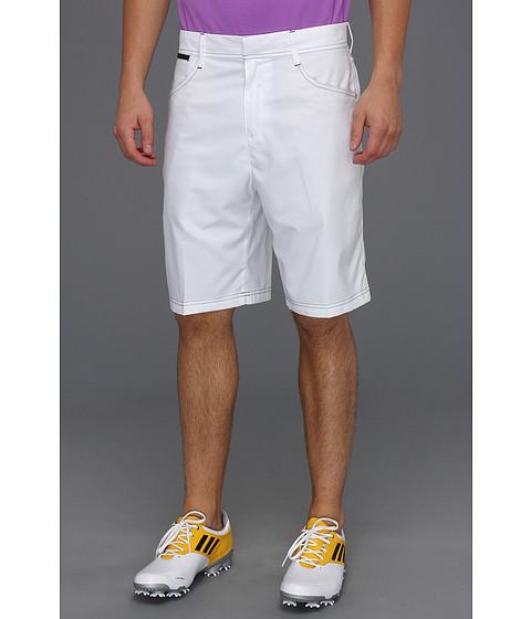 Pantaloni adidas - ClimaLiteî Contrast Stitch Short \13 - White/Black