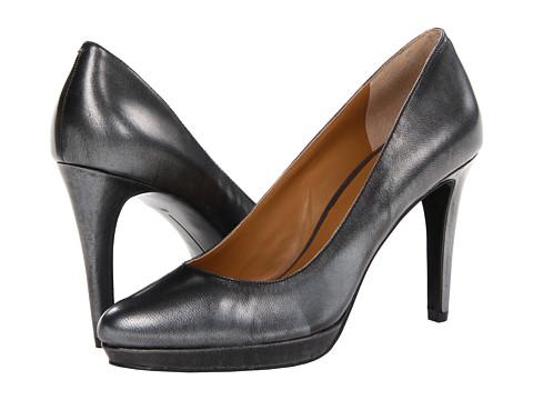 Pantofi Nine West - Beautie - Grey Leather