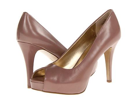 Pantofi Nine West - Camya - Grey Leather