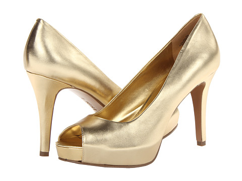 Pantofi Nine West - Camya - Gold Multi