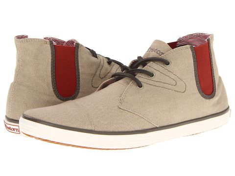 Ghete Tretorn - Ãâken Boot Canvas - Safari Beige
