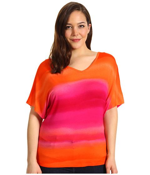 Tricouri Karen Kane - Plus Size Tunic Top - Print