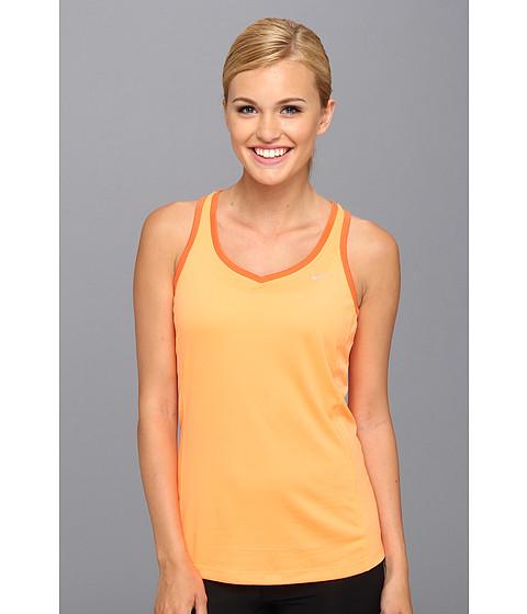 Bluze Nike - Miler Tank - Atomic Orange/Atomic Orange/Turf Orange/Reflective Silver
