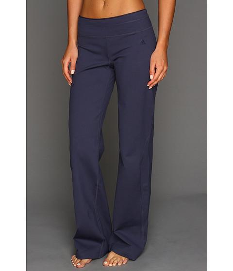 Pantaloni adidas - PowerLuxe No Fuss Pant - Urban Sky