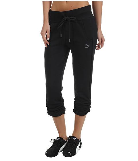 Pantaloni PUMA - ME 3/4 Pant - Black