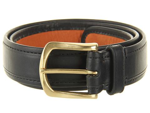 Curele Cole Haan - Binding Belt - Black/Black